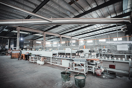 Holy group manufacturing process